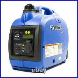 Petrol Generator 1.2KVA 1kw 1000w Inverter Silent Portable Suitcase Leisure Use