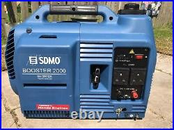 Petrol generator Booster 2000 Honda Engine 1.7kw Portable Camping Mobile YORK