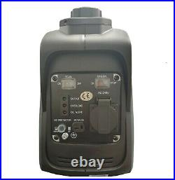 Portable Suitcase Inverter Petrol Generator 4 Stroke 4HP 1200W 12V 240V