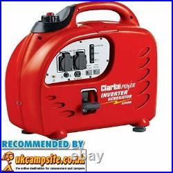 Portable Super Silent Suitecase Clarke IG2200 2.2kW Inverter Generator