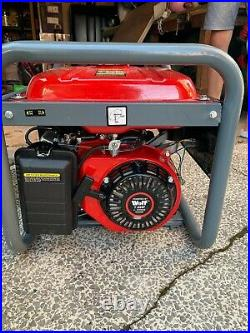 PowerKing Petrol Generator PKB5000LR 3200W 4.0VA 7 Hp Used Once