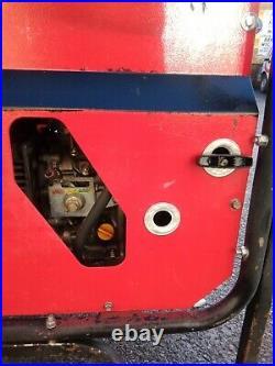 Pramac P6000 Generator 3.5kva 110v & 240v Diesel Driven