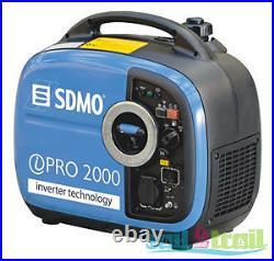 RfSDMO Inverter iPRO 2000 Silent Generator