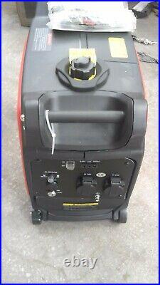 SILENT PETROL GENERATOR 3.5 KW ELECTRIC REMOTE START 2 YR WARRANTY new 1