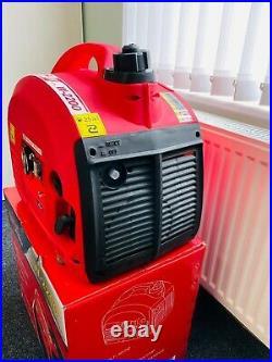 SILENT SUITECASE W2200 Petrol Inverter Generator 2KW