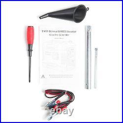 Silent Inverter Petrol Generator W4500i 1900W Portable Camping 4 stroke Power