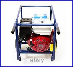 SkyVac All Purpose Portable Generator Power Honda GX200 5.0kva Petrol