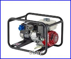 Stephill SE34003S 3.4 kVA Honda GX200 Petrol Generator STE-SE34003S