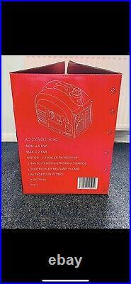 Suitcase Generator Caravan Camping Boat 2200 watt Petrol Inverter Generator New