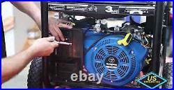 Yamaha EF6300ISDE Snorkel LP Gas Natural Generators Tri Fuel Gas Conversion Kit